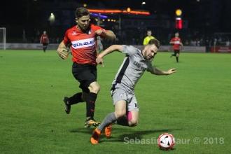 Oberliga BW - TSG Balingen vs. SSV (20.04.18)
