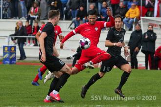 Oberliga BW - TSV Ilshofen vs. SSV (03.10.20)