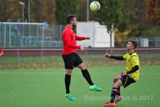 SGM Metzingen-Reutlingen U18 vs. SGM SV 03 Tübingen-Derendingen (28.10.17)