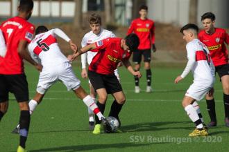 Testspiel - SSV U15 vs. VfB Stuttgart U15 (08.02.20)