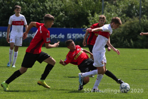 Testspiel - SSV U15 vs. VfB Stuttgart U15 (16.08.20)