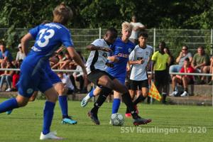 Testspiel - SSV U17 vs. SV Stuttgarter Kickers U17 (12.08.20)