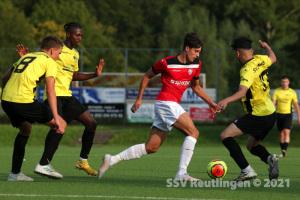 Testspiel / SSV U19 vs. SV Zimmern U19 (21.08.21)