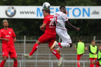 Testspiel - SSV vs. 1. FC Köln (14.07.19)