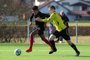 Testspiel - SV 03 Tübingen vs. SSV (15.02.20)