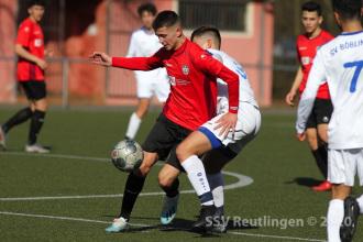 Testspiel - SV Böblingen U17 vs. SSV U17 (16.02.20)