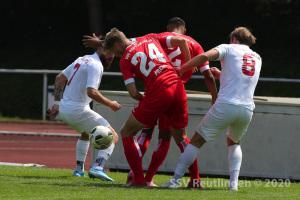Testspiel - SV Fellbach vs. SSV (01.08.20)