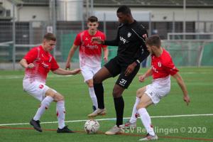 Testspiel - TSG Tübingen vs. SSV (22.02.20)