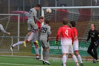 Testspiel - TSG Tübingen vs. SSV (26.01.19)
