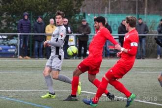 Testspiel - TSV Ofterdingen vs. SSV (10.02.18)