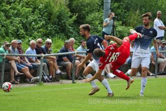 Testspiel - VfL Pfullingen vs. SSV (27.07.19)