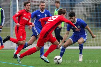 Testspiel - VfL Sindelfingen vs. SSV (02.02.19)