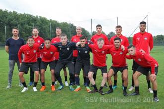 Trainingsauftakt Sommer (05.07.18)