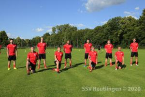 Trainingsauftakt Sommer (06.07.20)