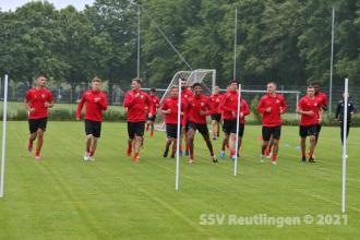 Trainingsauftakt Sommer (07.06.21)