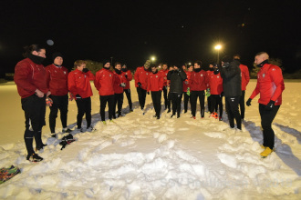 Trainingsauftakt Winter (10.01.19)