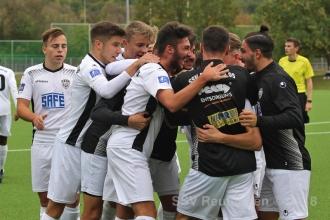 Verbandspokal - SSV U19 vs. VfL Nagold U19 (03.10.18)