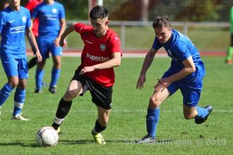Verbandsstaffel Süd - FC Rottenburg U19 vs. SSV U19 (29.09.19)