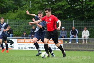 Verbandsstaffel Süd - SSV U17 vs. TSG Young Boys Reutlingen U17 (13.05.18)