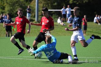 Verbandsstaffel Süd - SSV U17 vs. VfL Pfullingen U17 (15.09.19)