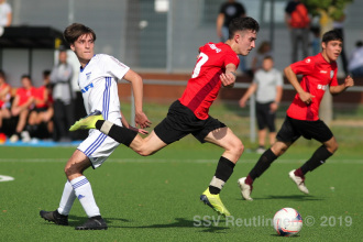 Verbandsstaffel Süd - SSV U19 vs. FV Ravensburg U19 (13.10.19)