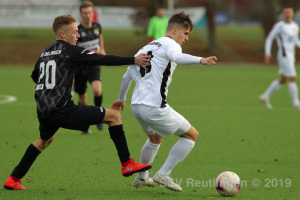 Verbandsstaffel Süd - SSV U19 vs. TSG Balingen U19 (08.12.19)