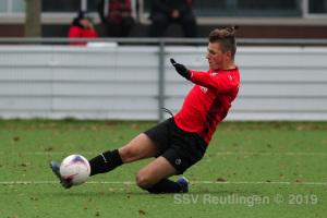 Verbandsstaffel Süd - SSV U19 vs. TuS Ergenzingen U19 (10.11.19)