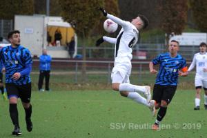 Verbandsstaffel Süd - SSV U19 vs. VfB Friedrichshafen U19 (23.11.19)