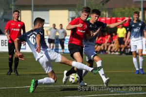 Verbandsstaffel Süd - VfL Pfullingen U19 vs. SSV U19 (15.09.19)