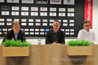 Vorstellung neuer Trainer Maik Schütt (15.05.19)