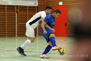 VR-Bank-Cup Frickenhausen - SSV U19 (05.01.20)