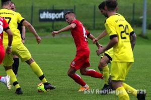 wfv-Pokal 1. Runde - SV Zimmern vs. SSV (24.07.21)