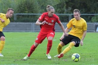 wfv-Pokal 3. Runde - FV 08 Rottweil vs. SSV (12.09.18)