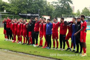 wfv-Pokal 3. Runde - SSV vs. TSG Balingen (01.08.21)