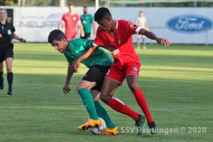 wfv-Pokal 3. Runde - SV Deckenpfronn vs. SSV (19.08.20)
