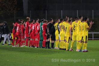 wfv-Pokal Achtelfinale - TSV Crailsheim vs. SSV (31.10.18)