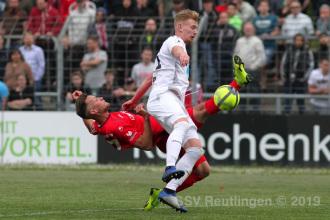 wfv-Pokal Halbfinale - SSV vs. SSV Ulm 1846 (24.04.19)