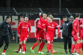 wfv-Pokal Viertelfinale - SSV vs. TSG Backnang (20.03.19)