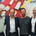 SSV 05 Reutlingen setzt Erfolgsserie im Business Club fort – Trikotsponsor Camp David verlängert seinen Sponsoren Vertrag – weitere neue Sponsoren und gemeinsame Zukunftsprojekte