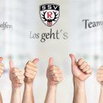 """Ehrenamtliche gesucht: """"Dabei und Mittendrin""""- beim SSV 05 Reutlingen"""