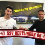 Unser Neuzugang Cristian Gilés Sánchez sucht eine Wohnung in Reutlingen!