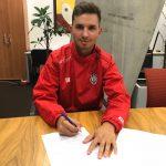 Raphael Schneider verlängert Vorzeitig seinen Vertrag um 1 weiteres Jahr und bleibt ein 05er