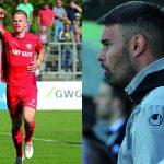 Denis Lübke und Marco Di Biccari fallen verletzt aus