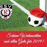Fußball-Geschäftsstelle vom 10.12.2018 – 07.01.2019 nicht besetzt