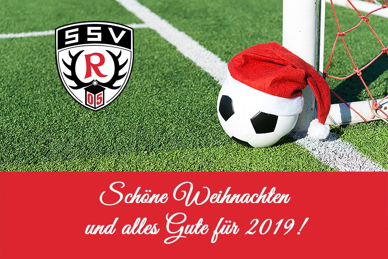 Frohe Weihnachten 3 Ssv Reutlingen 1905 Fussball