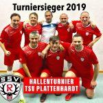 Ü 50 Senioren Turniersieger in Plattenhardt
