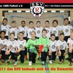 SSV U11 ist das beste Team im Land – wfv-Hallen-Landesmeister