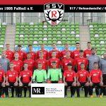 U17 TuS Ergenzingen – SSV Reutlingen 05 0:0 – Team MR Finanzen mit erster Punkteteilung