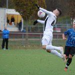 U19 SSV Reutlingen 05 – VFB Friedrichshafen 4:2 – Team Spectra GmbH & Co. KG stellt sich fast selbst ein Bein