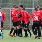 U17 SSV Reutlingen 05 – TSG Ehingen Fußball 6:0 – Team MR Finanzen gewinnt gegen Ehingen klar und dominant